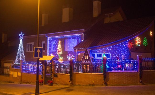 Miles de luces por Navidad