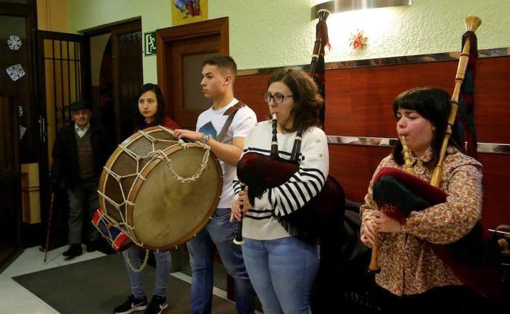 La Cocina Económica prepara en Oviedo más de 320 menús para Nochebuena y Navidad