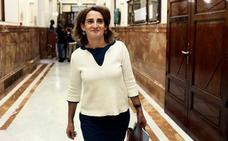Teresa Ribera recibe a Javier Fernández mañana para abordar el futuro del carbón