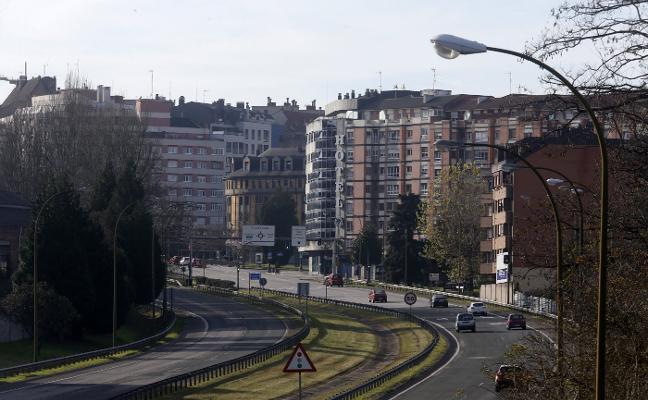 La alta contaminación obliga a adoptar medidas en Oviedo y sus alrededores