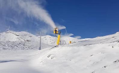 La Cordillera Cantábrica sigue esperando la nieve