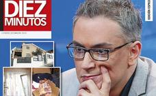 Kiko Hernández muestra cómo quedó su vivienda tras el robo