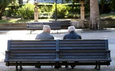Asturias tiene una pensión media por jubilación de 1.341 euros en diciembre, la segunda más alta del país