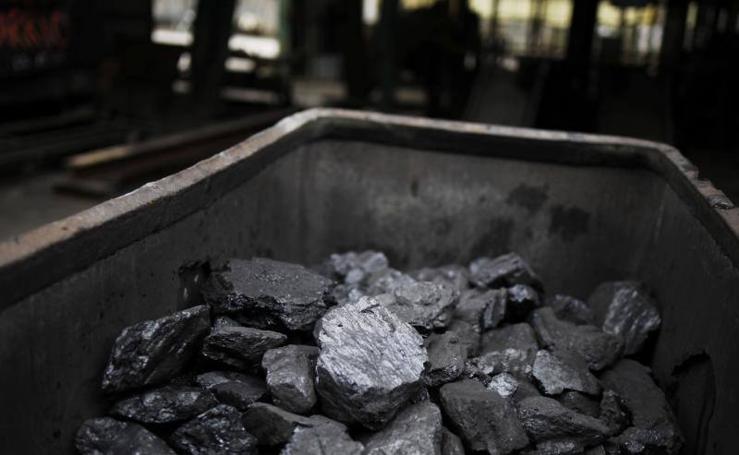 Los pozos Carrio y Santiago sacan carbón por última vez
