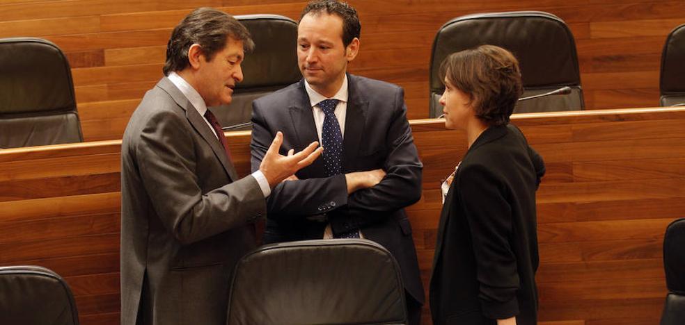 La Junta da luz verde al único presupuesto de izquierdas de la legislatura en Asturias