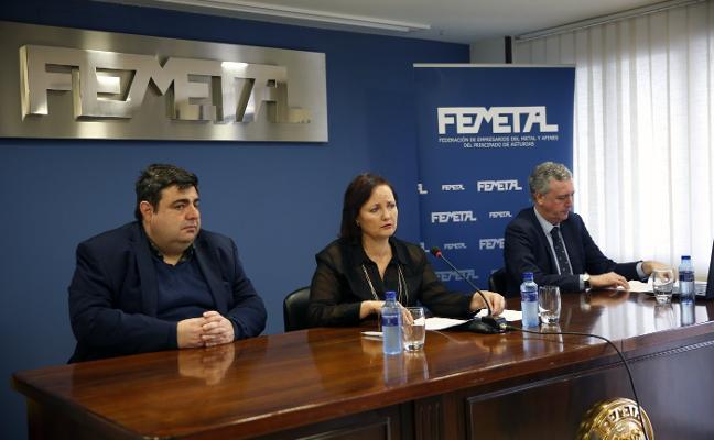La regulación de empleo de Arcelor repercutirá en las auxiliares, dice Femetal