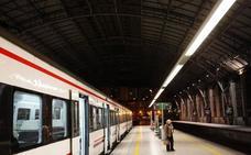 Renfe congela los precios de los trenes de Cercanías en 2019