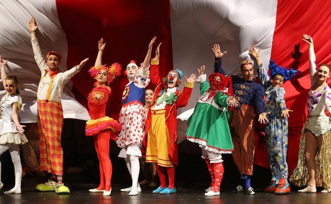 'Galtük' se despide del Teatro Campoamor