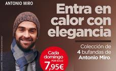 Colección de bufandas Antonio Miro