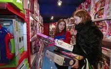 El juguete espera sumar su quinto año de subidas pese a las malas previsiones