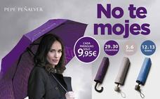 Colección de paraguas diseñados en exclusiva por Pepe Peñalver