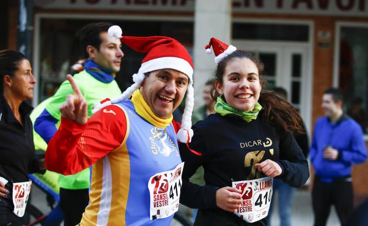 Llanera corre a por el 2019
