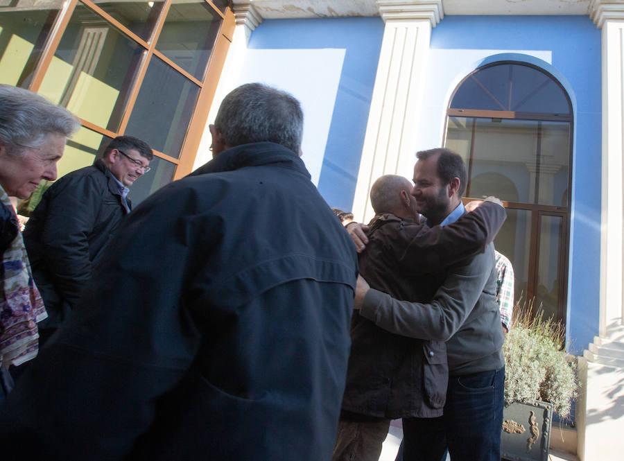 Avilés despide a su primer alcalde democrático
