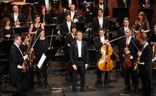 Lleno en el Campoamor en el primer concierto del año