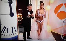 Cristina Pedroche 'da la campanada' (otra vez), en bikini