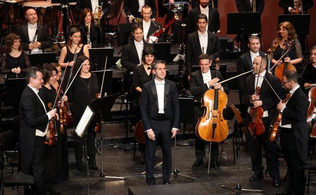 Apertura de año con Rossini y Strauss