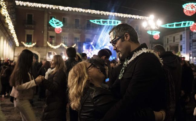 «Una fiesta como en la Puerta del Sol»