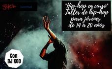 Taller de hip-hop para jóvenes con Juventud Gijón