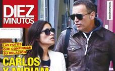 Carlos Lozano y Miriam Saavedra, ¿juegan al despiste?