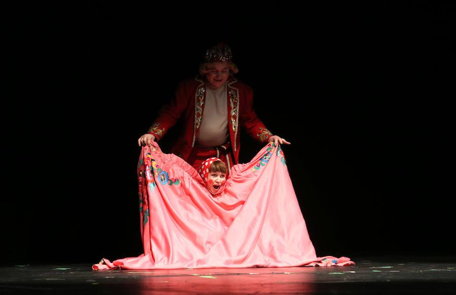 Oviedo vive la magia en el Teatro Campoamor