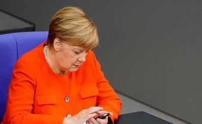Merkel viaja a Grecia cinco años después su última visita