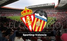 Ganadores de entradas para el Sporting-Valencia