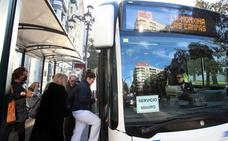 Los conductores de TUA mantienen hoy la huelga tras no alcanzar un acuerdo