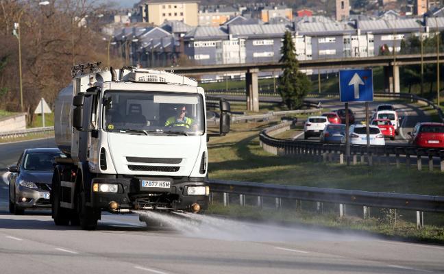Vuelven a aumentar los niveles de contaminación en Ventanielles
