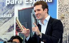 Pablo Casado suaviza su posición sobre el asturiano y muestra su «respeto y consideración»