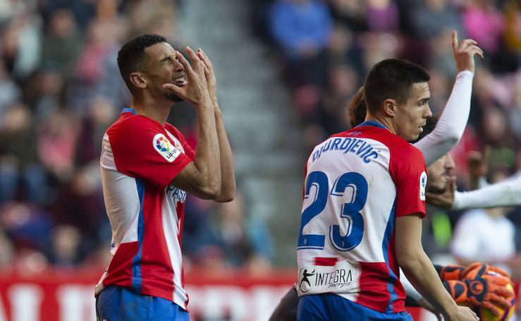 Los mejores momentos del Sporting - Zaragoza (1-2)