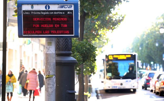 El Ayuntamiento velará para que el contrato de TUA «se cumpla a rajatabla»