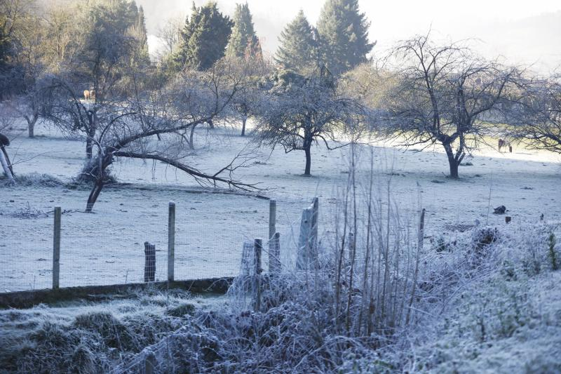Asturias se congela antes de Reyes