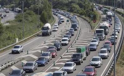 El tercer carril de la 'Y' permitirá la construcción del enlace para conectar con la autopista AS-II