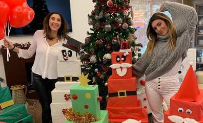 Las redes sociales 'se comen' a Paz Padilla por sus 'infinitos' regalos de Reyes