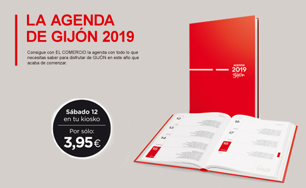 La agenda de Gijón 2019
