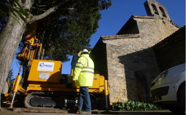 El proyecto del Bulevar obvia las medidas de los geólogos para proteger Santullano