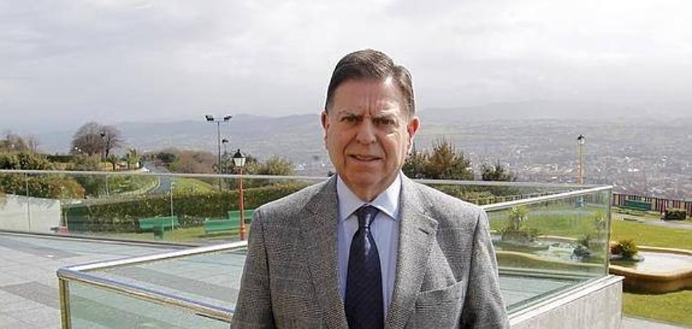 Alfredo Canteli se perfila como candidato del PP a la Alcaldía de Oviedo
