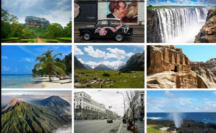 10 países para visitar este año