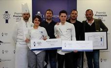 Cuatro asturianos aspiran al VII Premio Promesas de la Alta Cocina