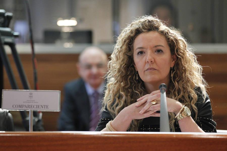 Teresa Mallada, candidata del PP en Asturias