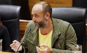 David Alonso dimite como concejal de Xixón Sí Puede