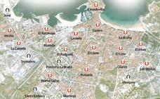 La sangría demográfica supuso el último año la pérdida de dos mil jóvenes en Gijón
