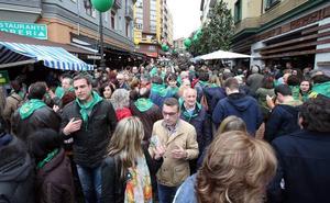 El juez respalda la celebración de la Preba de la Sidra en Oviedo