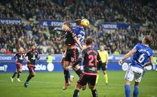 El Oviedo suma y sigue (1-0)