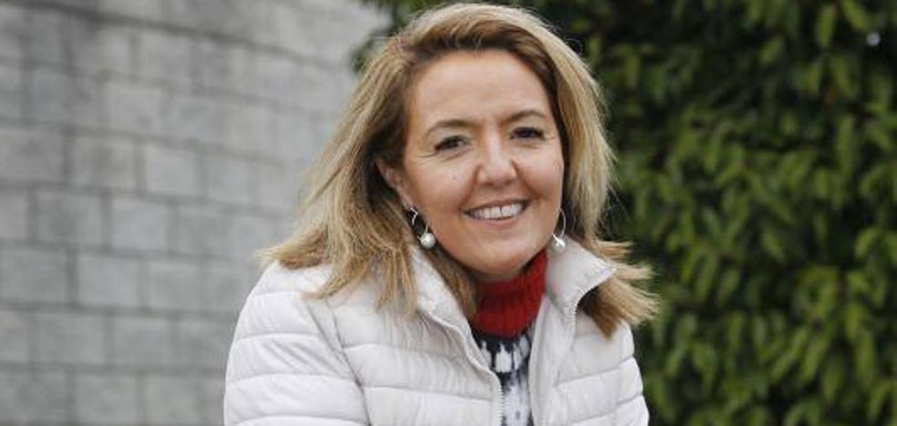 Teresa Mallada: «Salgo a ganar, que nadie tenga duda de ello»
