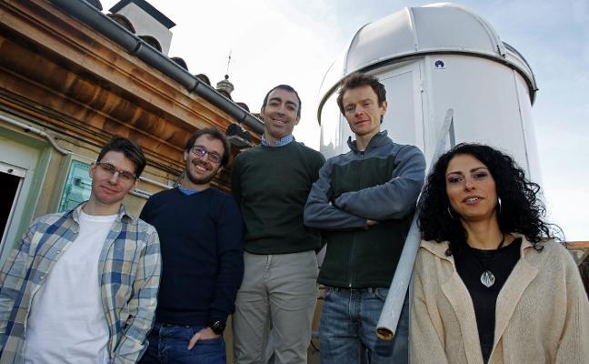 Investigadores de la Universidad de Oviedo hallan una 'supertierra' en zona habitable