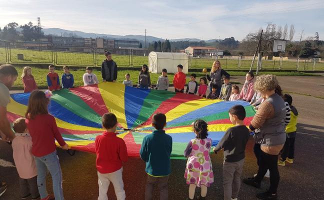 Setenta niños participaron en los talleres de Navidad