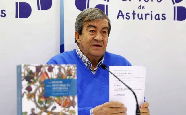 Cascos acusa al Gobierno regional de «desaprovechar» los centenarios