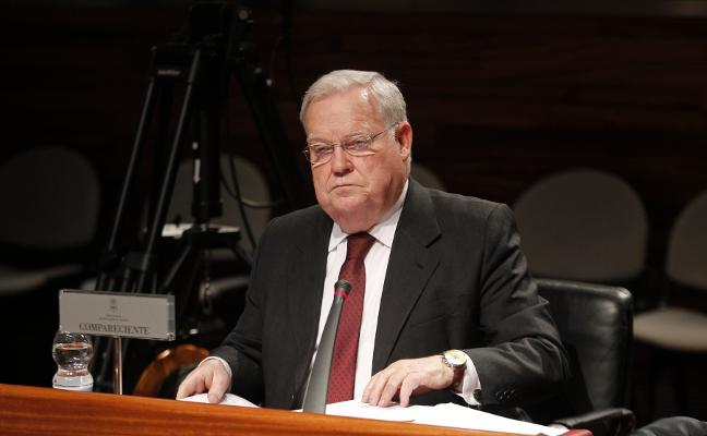 Los posibles fallos en los cursos «no fueron todos corrupción», afirma Severino García Vigón