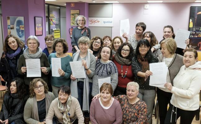 Las feministas asturianas piden «no dar un paso atrás» ante al programa de Vox
